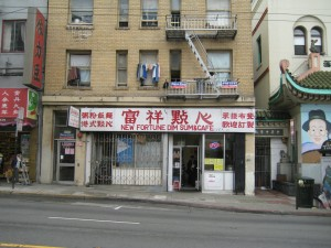 Dim Sum, San Francisco, Chinatown