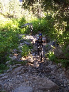 Mountain Biking Downieville