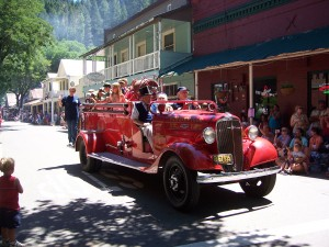 Downieville July 4th