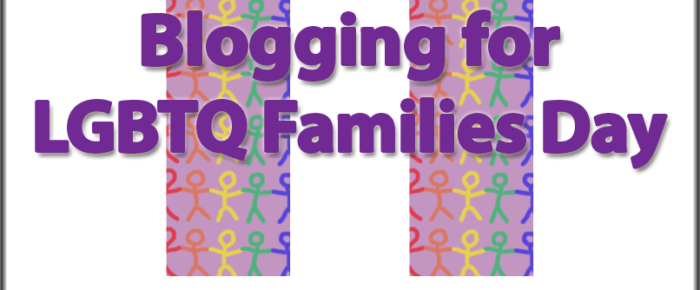 A Walk Down Memory Lane – Blogging for LGBTQ Families