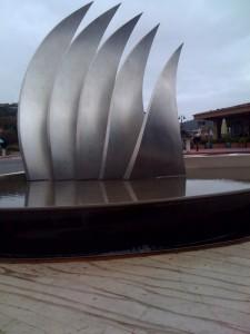 Tiburon Fountain