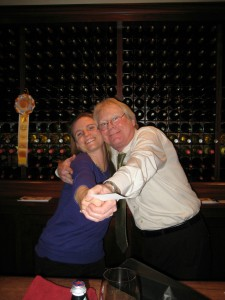 Sally Kuhlman and Alan Arnopole