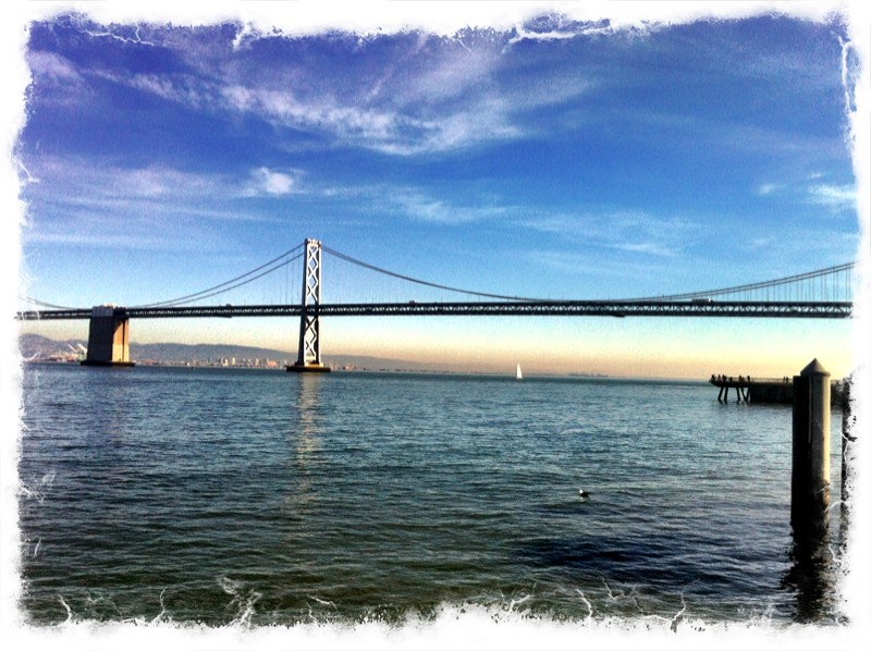 Bay Bridge Jan 12