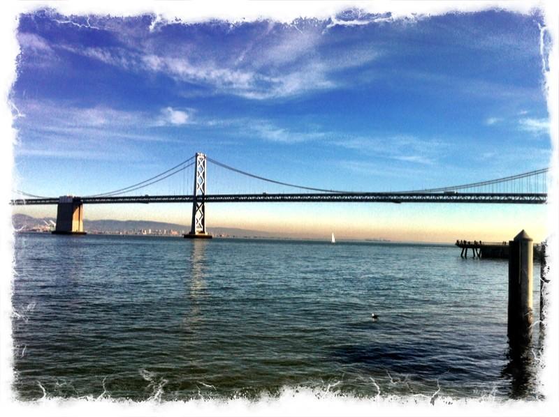 Bay Bridge Jan 12