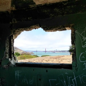 Marin Headlands bunkers